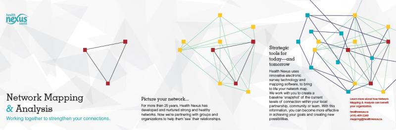 Network Mapping Analysis Health Nexus - What is network mapping