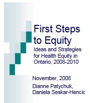 First Steps to Equity