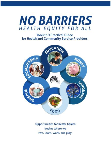 No Barriers Health Equity for All
