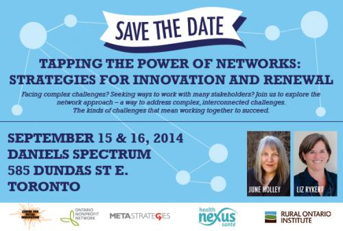 Tapping the Power of Networks: Strategies for Innovation and Renewal